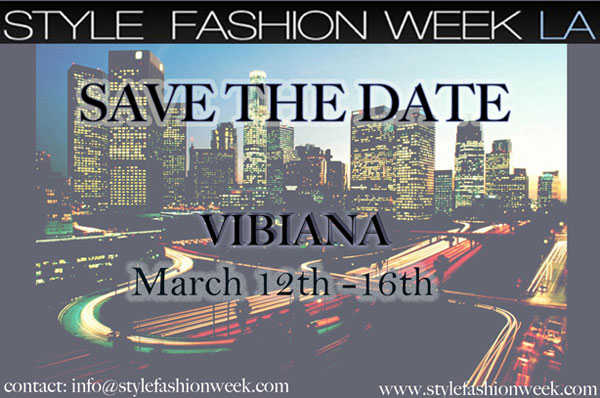 Style Fashion Week Dates Announced Lafw