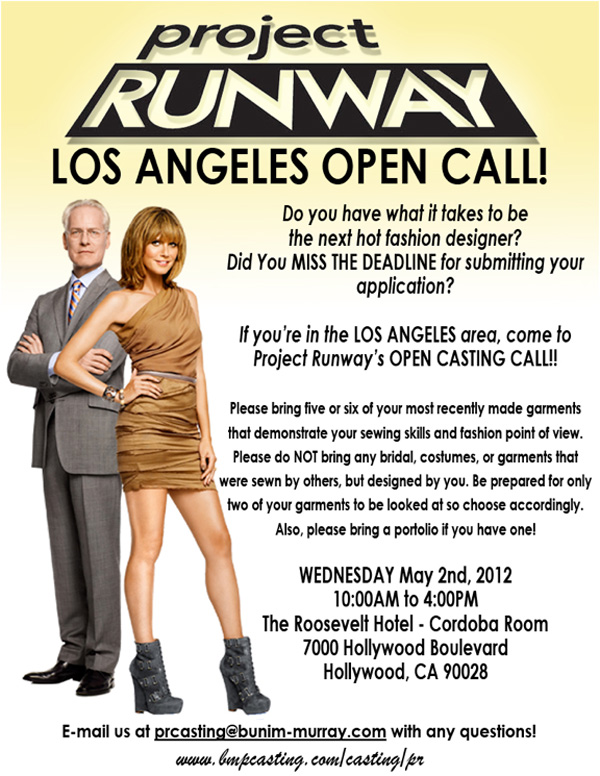 project-runway-la-open-call