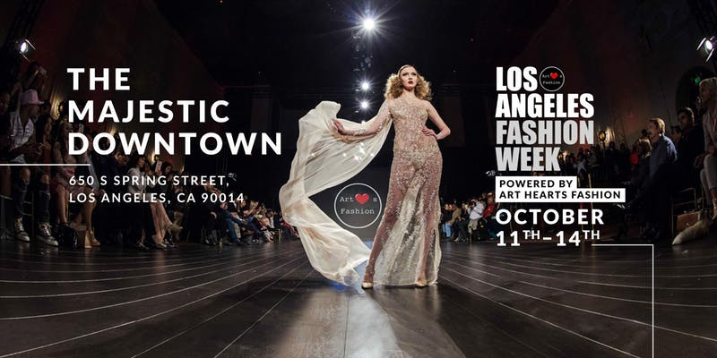 Los Angeles Fashion Week Powered by Art Hearts Fashion