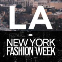 La to NYFW this is your chance to walk in New York