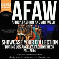 Designer Call for A Los Angeles Fashion Week Event