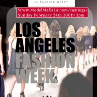 CASTING CALL SUNDAY FOR TRAVELING FASHIONWEEK DESIGNER LAFW,NYFW,PFW,MFW