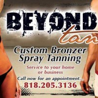 Beyond Tan Spray Tan