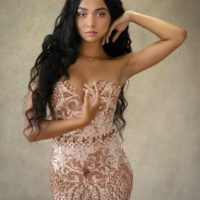 Model Interested in collaborating with designers and makeup artists for LAFW