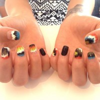 Manicurist for LA Fashion Week