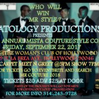 Production Company Seeks Fashion Designer to be Featured in Mens Fashion Show