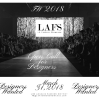FALL WINTER 2018 SHOWS LA FASHION SHOWCASE