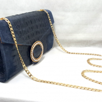 Offering Handbags and clutches for your show