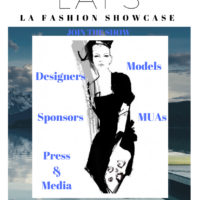 NOW CASTING DESIGNERS FOR LA FASHION WEEK LOS ANGELES FASHION SHOWCASE FALL-WINTER 2019