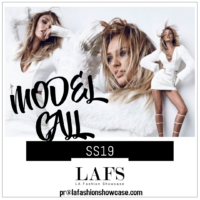 LA FASHION SHOWCASE FW 2019   CASTING CALL