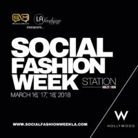 Staff needed for Social Fashion Week Los Angeles