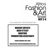 Volunteer Oppurtunities During LA Fashion Week in October